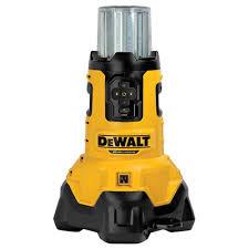 dewalt cordless tools. dewalt dcl070 20v max cordless lithium-ion bluetooth led large area light (bare tool) tools o