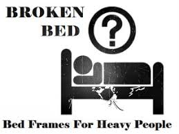 Heavy Duty Bed Frames For Obese People And The Overweight | For Big ...