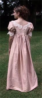 Regency Dress Pattern