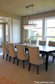 living beautiful clarissa rectangular chandelier 30 cozy drop dining room pottery barn glass review clarissa crystal