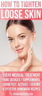 skin tightening for face and