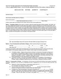 Sales Agent Contract Template Real Estate Independent Contractor Agreement Template 8