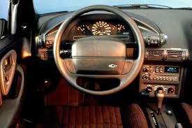 chevrolet corsica consumer guide auto 1991 chevrolet corsica interior