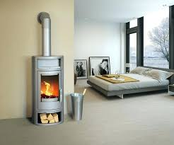 modern wood burning fireplace insert stove designs contemporary popular stoves