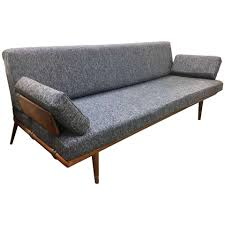 modern daybed. Peter Hvidt \u0026 Orla Mølgaard Minerva Danish Modern Daybed Sofa 1