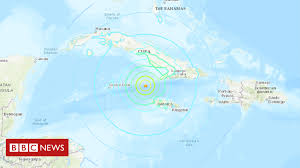 A tsunami warning has been issued in alaska after an enormous 7.8 magnitude earthquake hit around 75 miles from the coast. Powerful Earthquake Strikes Near Jamaica And Cuba In 2020 Tsunami Warning Tsunami Cuba