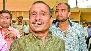 Unnao Rape Case Cbi Books Bjp Mla Kuldeep Singh Sengar 10 Others