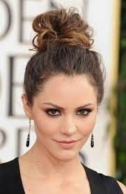 Katherine McPhee for Ivy Hudson (Facing the Music, Book 1) | Womens  hairstyles, Messy hairstyles, Long hair styles