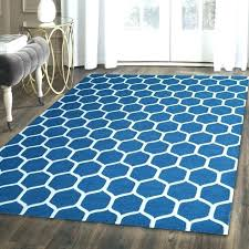 5x8 blue area rugs wool area rugs 5 x 8 superior honeycomb area rug more views