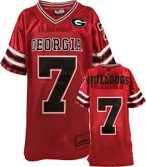 Jerseys Authentic Georgia Jersey Bulldogs History