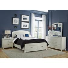 Liberty Furniture Avalon Storage Platform Customizable Bedroom Set
