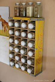 Spice Rack Ideas Best 10 Storing Spices Ideas On Pinterest Spices Spice Blends