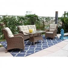 best outdoor patio conversation sets elegant high top patio furniture best wicker outdoor sofa 0d patio