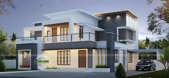New House Design 2018 Best Contemporary Inspired Kerala Home Design Plans Acha Homes