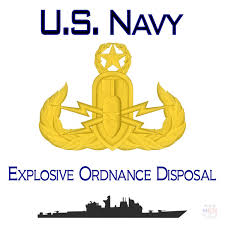 Explosive Ordnance Disposal Officer Requirements
