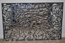mirror wall art. mirrored wall art mosaic large mirror a