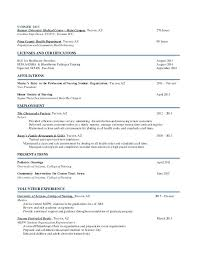 Census Worker Sample Resume Interesting Nurse Resume Sample Neonatal Template Me For Nicu Socialumco