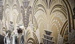 great gatsby inspired art deco interiors on silver art deco wallpaper uk with great gatsby inspired art deco interiors amy nicholas amy nicholas
