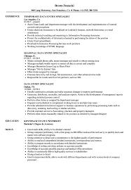 Data Entry Skills Resumes Data Entry Specialist Resume Samples Velvet Jobs