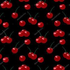 Cherry Pattern Unique Decorating Design