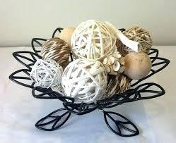 Decorative Vase Filler Balls Decorative Vase Filler Balls Decorative Bowl Fillers White 73