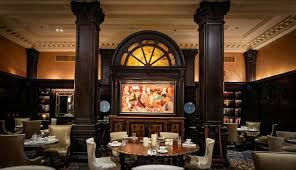 the algonquin hotel round table