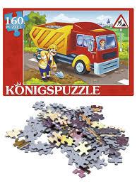 Konigspuzzle. <b>ПАЗЛЫ</b> 160 элементов. СТРОИТЕЛЬНЫЙ ...