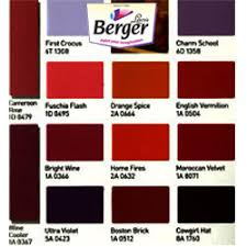 Berger Magicote Paint Chart Trinidad Berger Paints Shade Card For Interior Walls Sistem As Corpecol