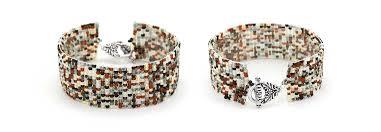 goodybeads com blog how to use rick s bead loom finish your loom