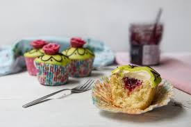 Swedish Princess Cupcakes Recipe Great British Chefs