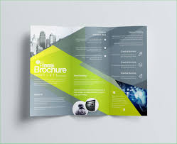make tri fold brochures 006 powerpoint brochure template tri fold templates free how