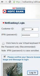 check redeem hdfc bank credit card