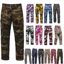 Pants Bdu Pants Military Camouflage Paratrooper Tactical