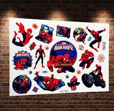 Dočasné Tetování Pro Děti Spiderman Poštovné Zdarma