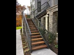 Outdoor stairs - Outside stairs for house