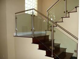 stair railing glass staircase design glass railing handrail design ideas  stair glass railing details dwg