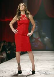 Tv Personality Jillian Michaels Presents A Creation During The The