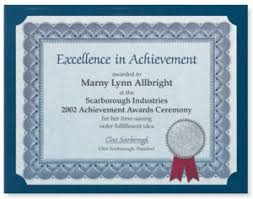 Certificates To Make Make Your Own Award Certificates Paperdirect Blog