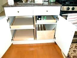 pull out storage drawers attractive modular kitchen