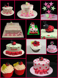 Simple Cake Decorating Designs Ladybug cake decorating ideas Inspired by Michelle Cake Designs 60