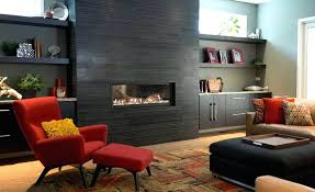 modern stone fireplace designs contemporary fireplace with smooth face stone veneer in modern stone fireplace design