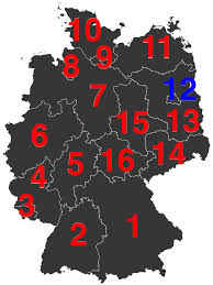 Maybe you would like to learn more about one of these? Deutschland Bundeslander Kartenubung