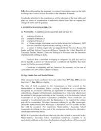 Nda 1 Age Limits 2019 National Defence Naval Academy Exam
