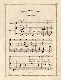 printable vintage sheet music free vintage sheet music the graphics fairy