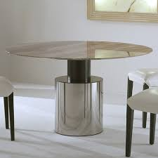 athens amani marble round dining table