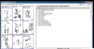 isuzu css 2014 02 spare parts catalog for auv buses pickup suv isuzu vehicle auv