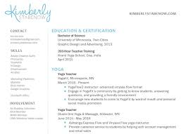 Yoga Teacher Resume Yoga Teacher Resume Under Fontanacountryinn Com