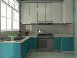 Superb 39 Modern Design My Kitchen Cabinets Painted Blue With White Countertops  Grey Oven And Gas Stove Amazing Ideas
