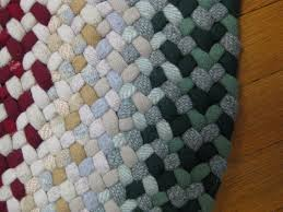 image of wool braided rugs tips