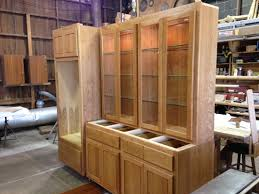 custom cherry kitchen cabinets and rustic kitchen island custom architectural millwork company in indiana and lumber wholer fuller architectural